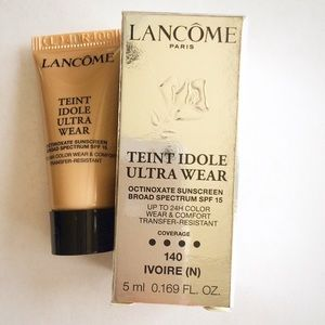 Lancôme Foundation Trial Size In Ivory 140